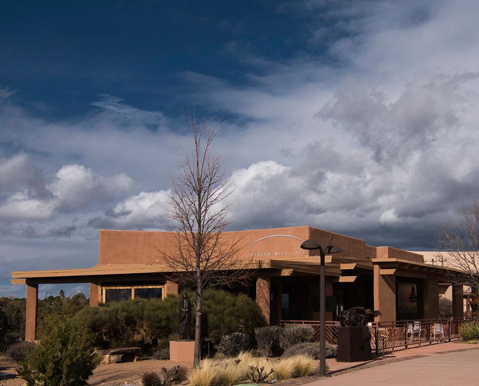 Museum Hill Cafe Santa Fe