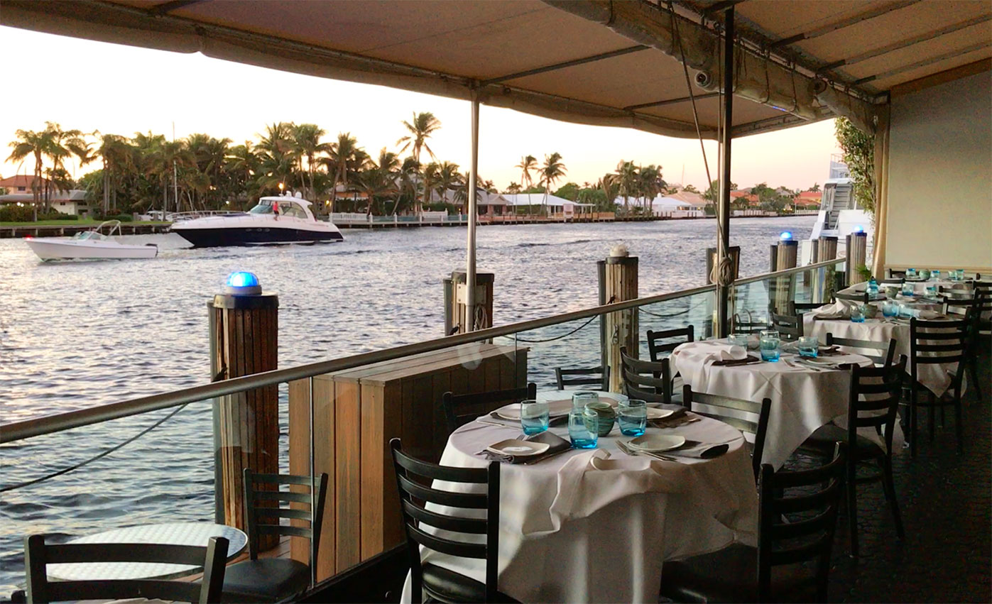 Weekend in fort lauderdale a great getaway ann cavitt for Blue moon fish company fort lauderdale