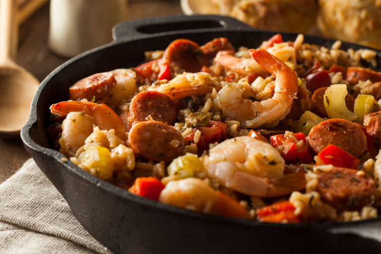 Gulf coast classics for American regional cuisine history